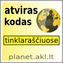 Atviras kodas tinklaraščiuose
